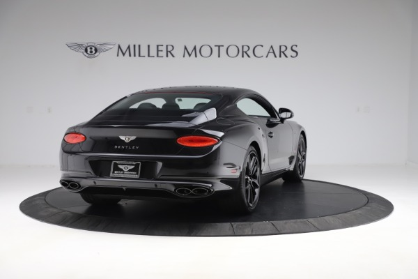 Used 2020 Bentley Continental GT V8 for sale Sold at Bugatti of Greenwich in Greenwich CT 06830 7