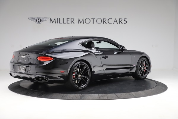 Used 2020 Bentley Continental GT V8 for sale Sold at Bugatti of Greenwich in Greenwich CT 06830 8