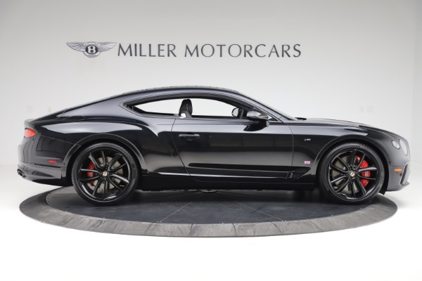 Used 2020 Bentley Continental GT V8 for sale Sold at Bugatti of Greenwich in Greenwich CT 06830 9