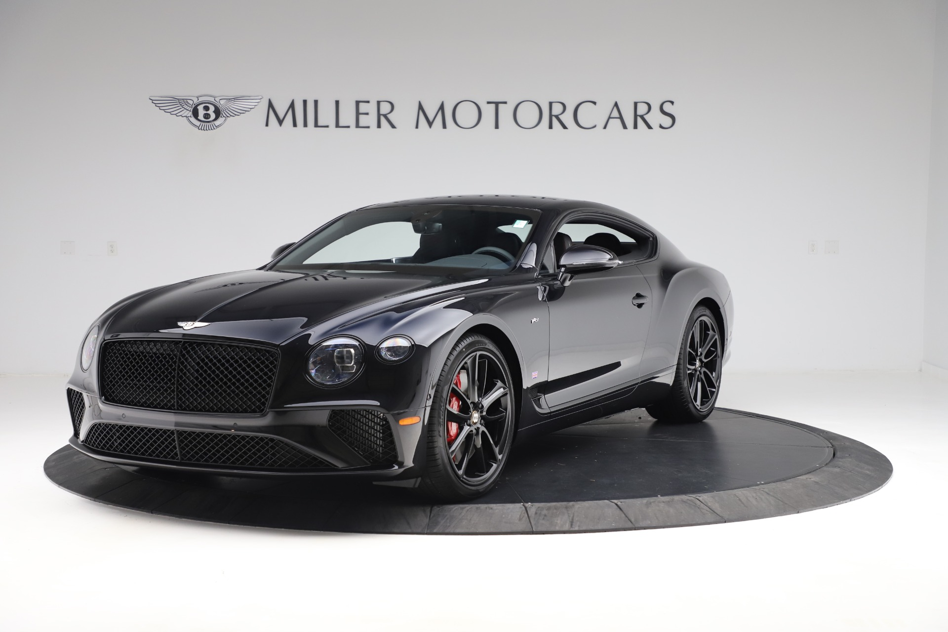 Used 2020 Bentley Continental GT V8 for sale Sold at Bugatti of Greenwich in Greenwich CT 06830 1