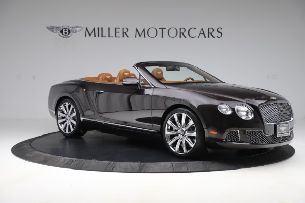 Used 2013 Bentley Continental GT W12 for sale Sold at Bugatti of Greenwich in Greenwich CT 06830 10