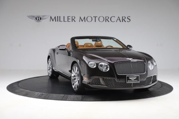 Used 2013 Bentley Continental GT W12 for sale Sold at Bugatti of Greenwich in Greenwich CT 06830 11