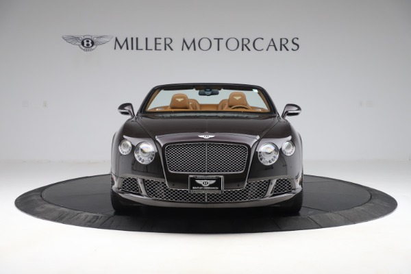 Used 2013 Bentley Continental GT W12 for sale Sold at Bugatti of Greenwich in Greenwich CT 06830 12