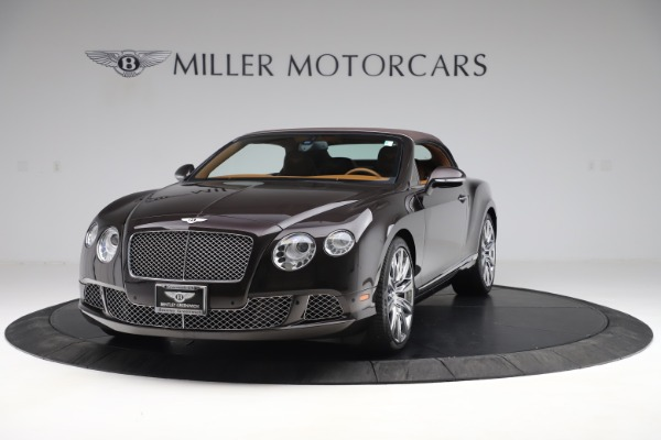 Used 2013 Bentley Continental GT W12 for sale Sold at Bugatti of Greenwich in Greenwich CT 06830 13