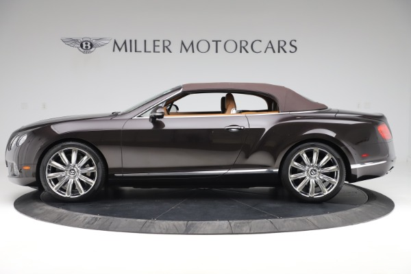 Used 2013 Bentley Continental GT W12 for sale Sold at Bugatti of Greenwich in Greenwich CT 06830 14