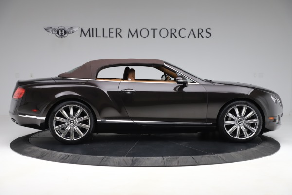 Used 2013 Bentley Continental GT W12 for sale Sold at Bugatti of Greenwich in Greenwich CT 06830 17