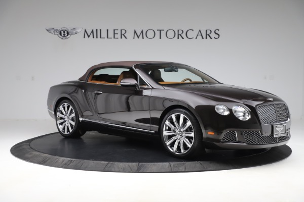 Used 2013 Bentley Continental GT W12 for sale Sold at Bugatti of Greenwich in Greenwich CT 06830 18