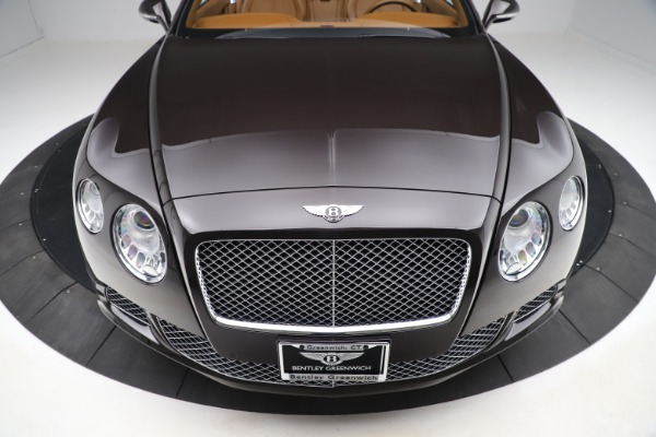 Used 2013 Bentley Continental GT W12 for sale Sold at Bugatti of Greenwich in Greenwich CT 06830 19