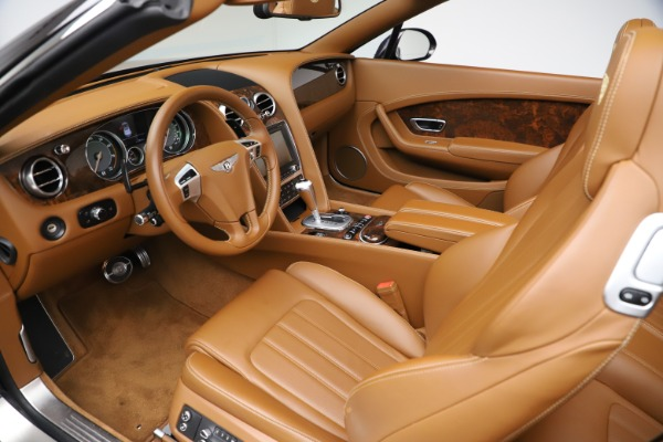 Used 2013 Bentley Continental GT W12 for sale Sold at Bugatti of Greenwich in Greenwich CT 06830 23