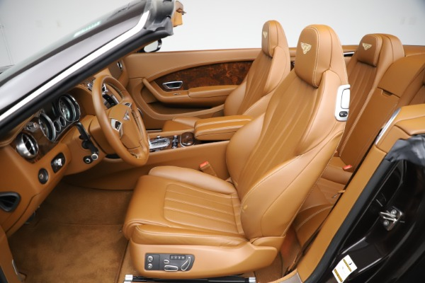 Used 2013 Bentley Continental GT W12 for sale Sold at Bugatti of Greenwich in Greenwich CT 06830 24