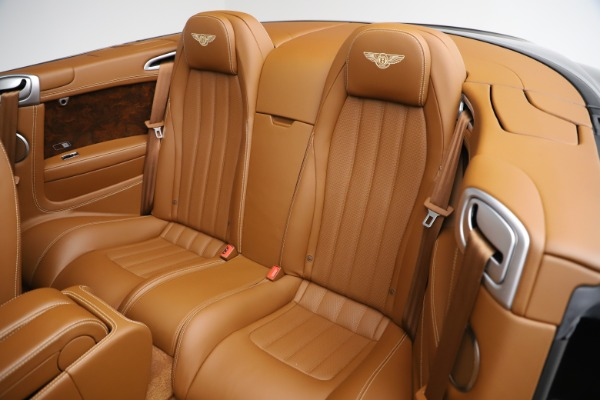 Used 2013 Bentley Continental GT W12 for sale Sold at Bugatti of Greenwich in Greenwich CT 06830 28