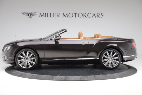 Used 2013 Bentley Continental GT W12 for sale Sold at Bugatti of Greenwich in Greenwich CT 06830 3