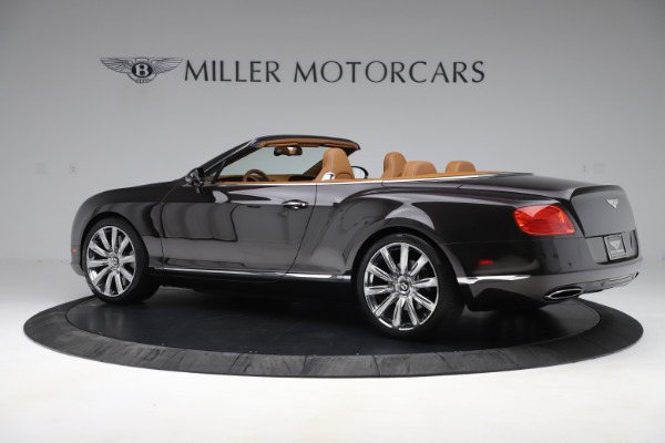 Used 2013 Bentley Continental GT W12 for sale Sold at Bugatti of Greenwich in Greenwich CT 06830 4
