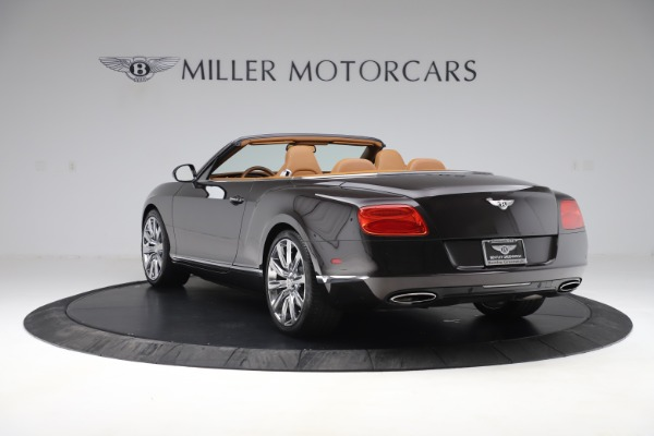 Used 2013 Bentley Continental GT W12 for sale Sold at Bugatti of Greenwich in Greenwich CT 06830 5