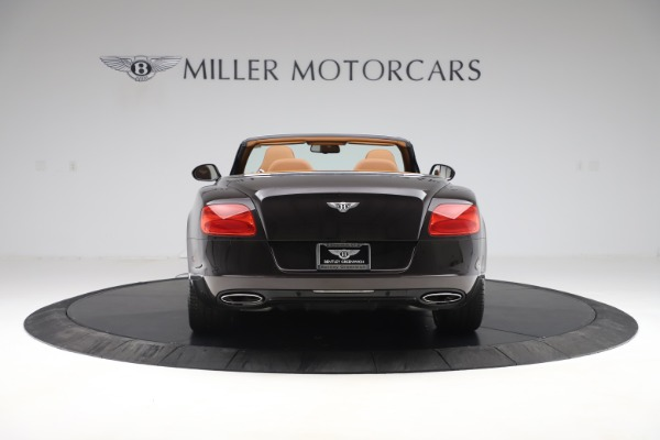 Used 2013 Bentley Continental GT W12 for sale Sold at Bugatti of Greenwich in Greenwich CT 06830 6