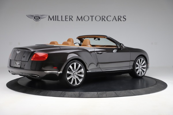 Used 2013 Bentley Continental GT W12 for sale Sold at Bugatti of Greenwich in Greenwich CT 06830 8