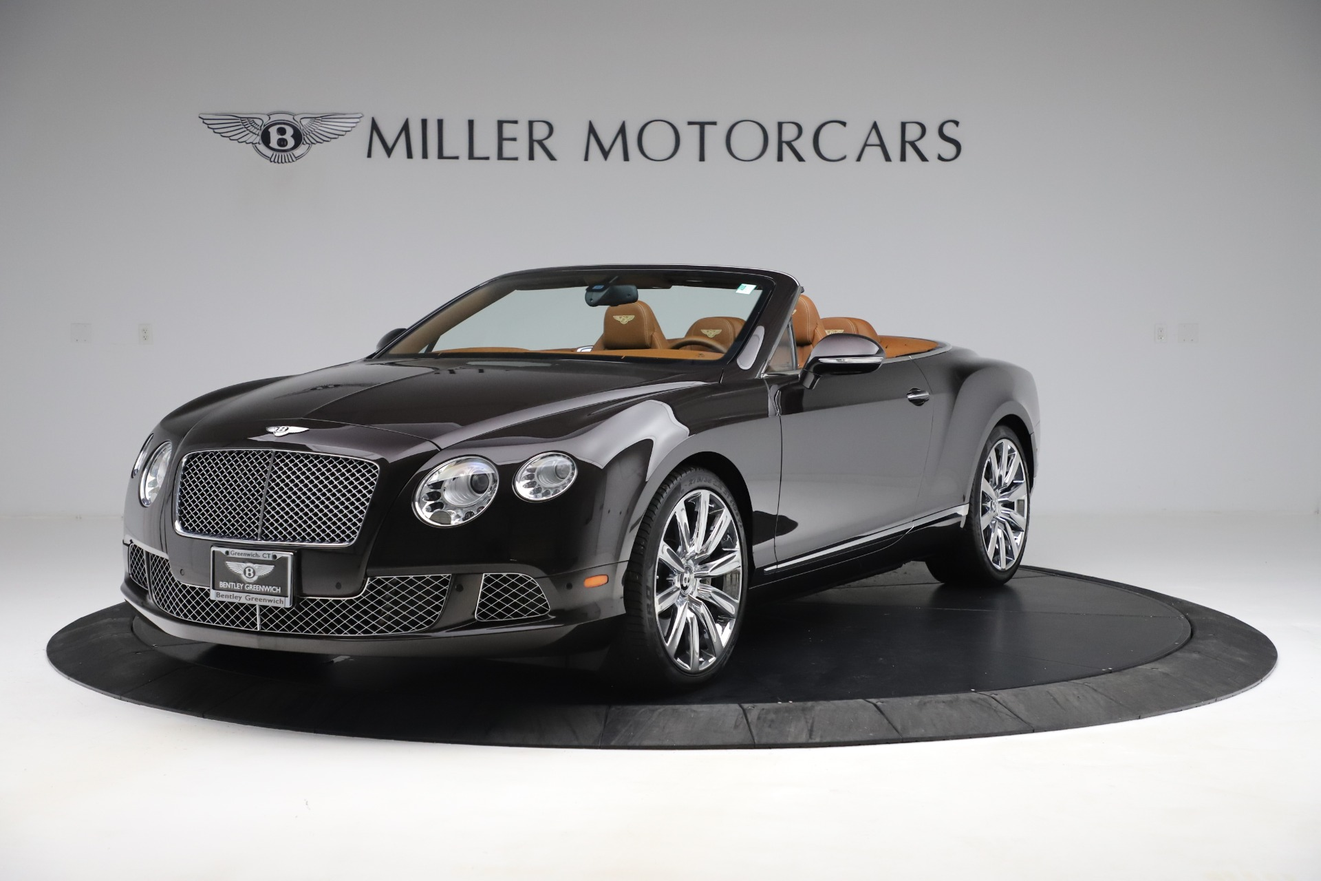 Used 2013 Bentley Continental GT W12 for sale Sold at Bugatti of Greenwich in Greenwich CT 06830 1