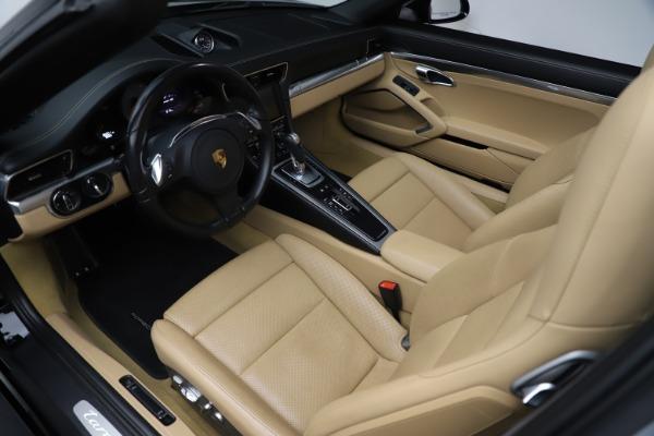 Used 2016 Porsche 911 Targa 4S for sale Sold at Bugatti of Greenwich in Greenwich CT 06830 14