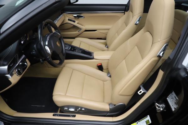 Used 2016 Porsche 911 Targa 4S for sale Sold at Bugatti of Greenwich in Greenwich CT 06830 15