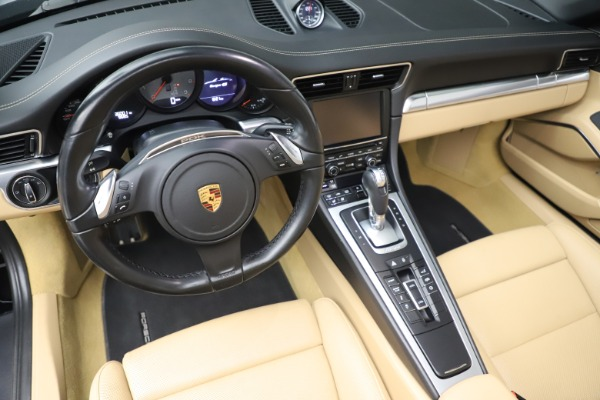 Used 2016 Porsche 911 Targa 4S for sale Sold at Bugatti of Greenwich in Greenwich CT 06830 17