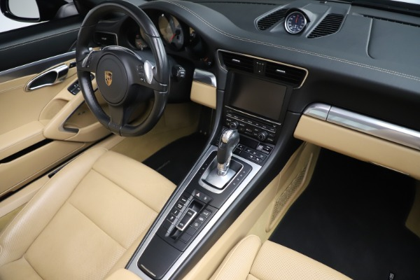 Used 2016 Porsche 911 Targa 4S for sale Sold at Bugatti of Greenwich in Greenwich CT 06830 22