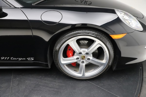 Used 2016 Porsche 911 Targa 4S for sale Sold at Bugatti of Greenwich in Greenwich CT 06830 25