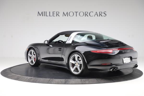 Used 2016 Porsche 911 Targa 4S for sale Sold at Bugatti of Greenwich in Greenwich CT 06830 28