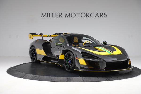 Used 2019 McLaren Senna for sale Sold at Bugatti of Greenwich in Greenwich CT 06830 10