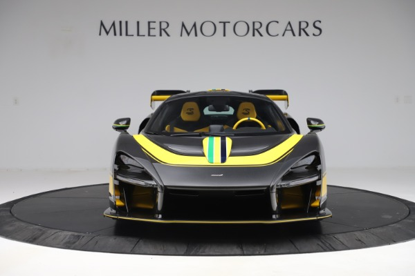 Used 2019 McLaren Senna for sale Sold at Bugatti of Greenwich in Greenwich CT 06830 11