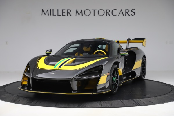 Used 2019 McLaren Senna for sale Sold at Bugatti of Greenwich in Greenwich CT 06830 12