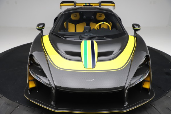 Used 2019 McLaren Senna for sale Sold at Bugatti of Greenwich in Greenwich CT 06830 13
