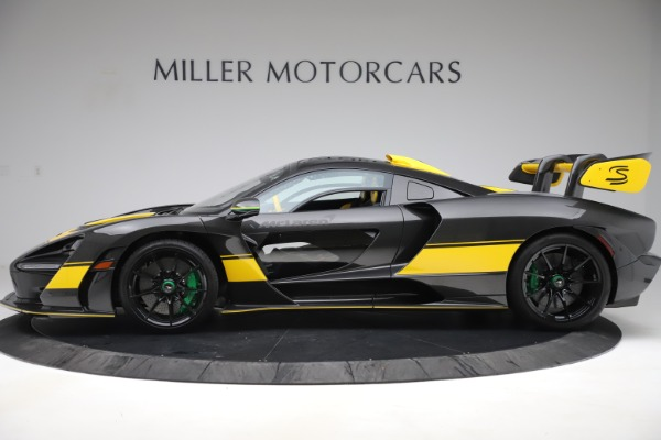 Used 2019 McLaren Senna for sale Sold at Bugatti of Greenwich in Greenwich CT 06830 2