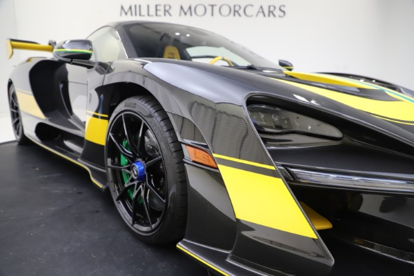 Used 2019 McLaren Senna for sale Sold at Bugatti of Greenwich in Greenwich CT 06830 24