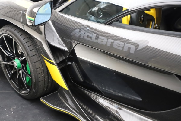Used 2019 McLaren Senna for sale Sold at Bugatti of Greenwich in Greenwich CT 06830 26