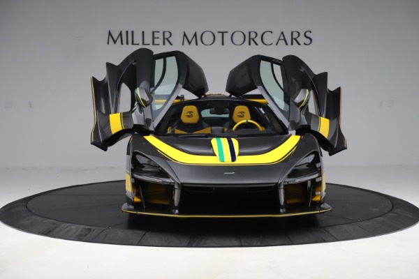 Used 2019 McLaren Senna for sale Sold at Bugatti of Greenwich in Greenwich CT 06830 27