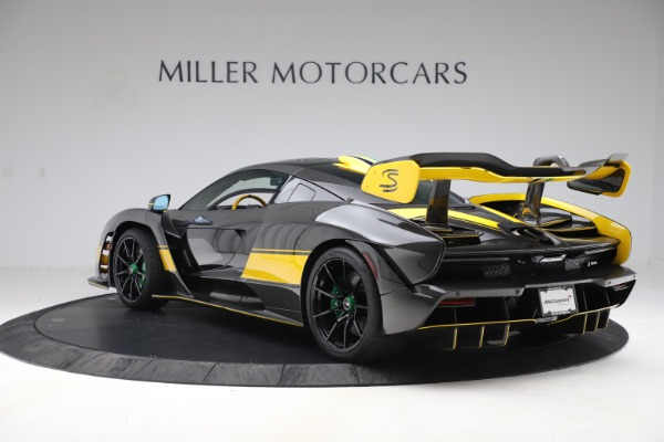 Used 2019 McLaren Senna for sale Sold at Bugatti of Greenwich in Greenwich CT 06830 4