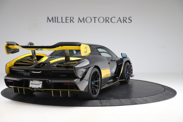 Used 2019 McLaren Senna for sale Sold at Bugatti of Greenwich in Greenwich CT 06830 6