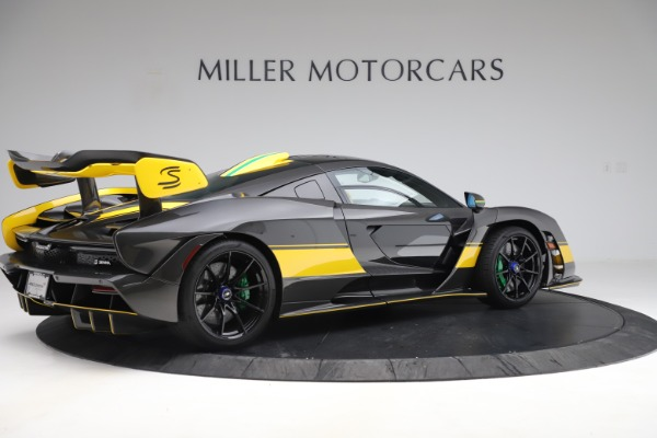Used 2019 McLaren Senna for sale Sold at Bugatti of Greenwich in Greenwich CT 06830 7