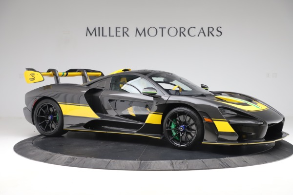 Used 2019 McLaren Senna for sale Sold at Bugatti of Greenwich in Greenwich CT 06830 9
