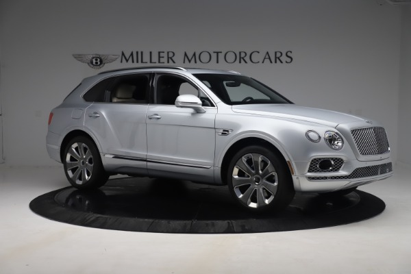Used 2018 Bentley Bentayga Mulliner Edition for sale Sold at Bugatti of Greenwich in Greenwich CT 06830 10