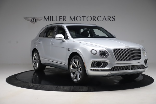 Used 2018 Bentley Bentayga Mulliner Edition for sale Sold at Bugatti of Greenwich in Greenwich CT 06830 11