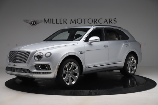 Used 2018 Bentley Bentayga Mulliner Edition for sale Sold at Bugatti of Greenwich in Greenwich CT 06830 2
