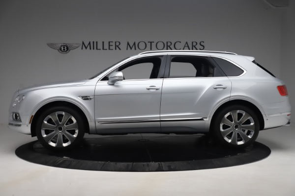Used 2018 Bentley Bentayga Mulliner Edition for sale Sold at Bugatti of Greenwich in Greenwich CT 06830 3