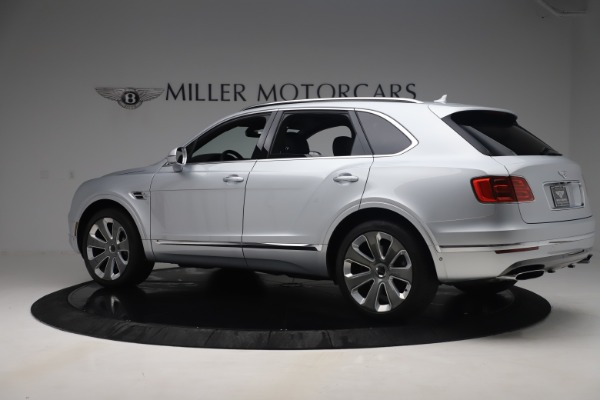 Used 2018 Bentley Bentayga Mulliner Edition for sale Sold at Bugatti of Greenwich in Greenwich CT 06830 4