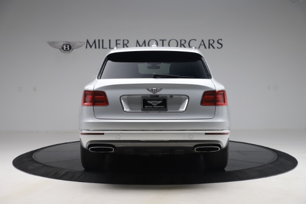 Used 2018 Bentley Bentayga Mulliner Edition for sale Sold at Bugatti of Greenwich in Greenwich CT 06830 6