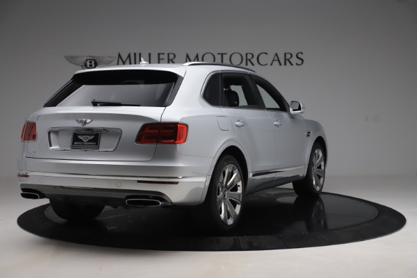 Used 2018 Bentley Bentayga Mulliner Edition for sale Sold at Bugatti of Greenwich in Greenwich CT 06830 7