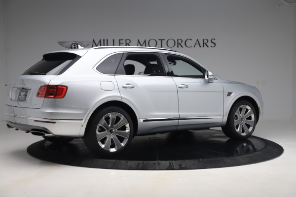 Used 2018 Bentley Bentayga Mulliner Edition for sale Sold at Bugatti of Greenwich in Greenwich CT 06830 8
