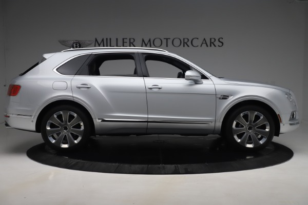 Used 2018 Bentley Bentayga Mulliner Edition for sale Sold at Bugatti of Greenwich in Greenwich CT 06830 9