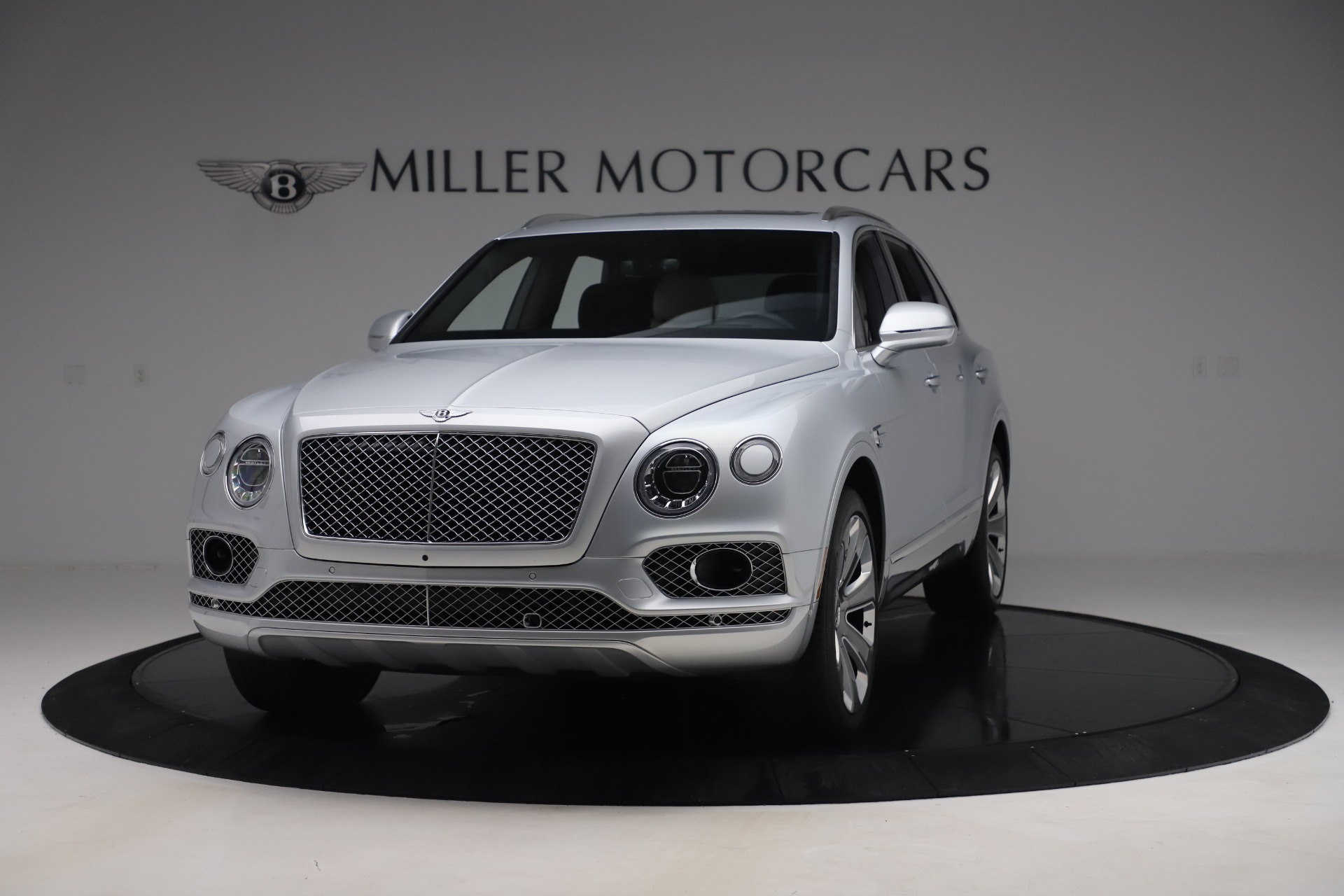 Used 2018 Bentley Bentayga Mulliner Edition for sale Sold at Bugatti of Greenwich in Greenwich CT 06830 1