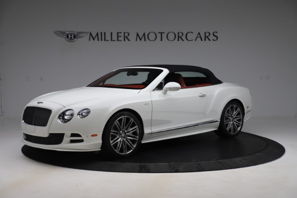 Used 2015 Bentley Continental GT Speed for sale Sold at Bugatti of Greenwich in Greenwich CT 06830 13